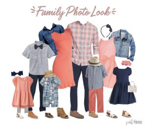 perfect family clothing ideas
