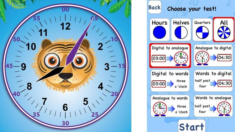 How Kids can Learn to Tell time Fast?
