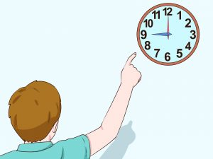 How kids can learn to tell time fast