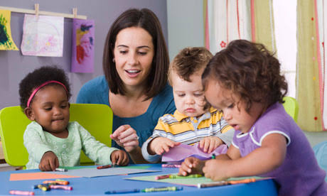 Signs your child is ready for Childcare