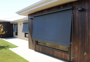 Choose awning blinds to keep you cool in Summer